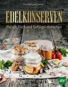 Gerd Wolfgang Sievers: Edelkonserven, Buch