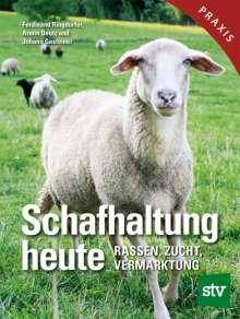 Ferdinand Ringdorfer: Schafhaltung heute, Buch