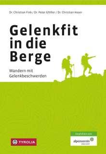 Christian Fink: Gelenkfit in die Berge, Buch