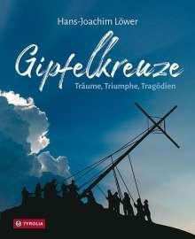 Hans-Joachim Löwer: Gipfelkreuze, Buch