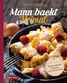 Marian Moschen: Mann backt Heimat, Buch