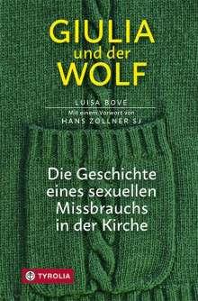 Luisa Bove: Giulia und der Wolf, Buch
