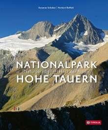 Susanne Schaber: Nationalpark Hohe Tauern, Buch