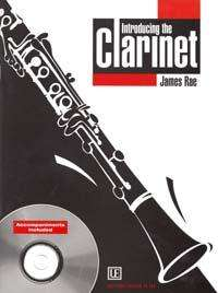 Introducing the Clarinet. Mit CD, Buch