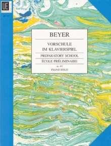 Ferdinand Beyer: Vorschule im Klavierspiel, Noten