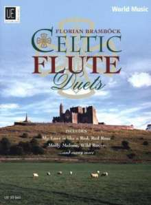 Florian Bramböck: Celtic Flute Duets, Noten