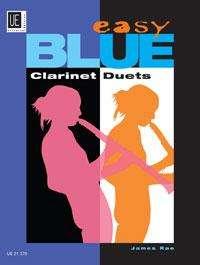 Easy Blue Clarinet Duets, Buch