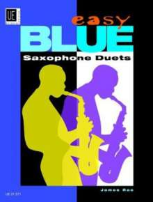 James Rae: Easy Blue Saxophone Duets, Noten