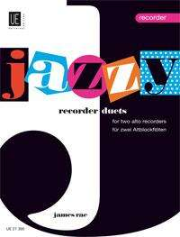 Jazzy Recorder Duets, Buch