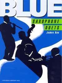 Blue Saxophone Duets, Buch