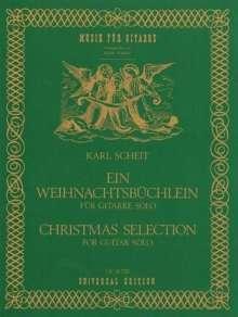 Ein Weihnachtsbüchlein, Buch