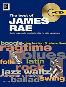 The Best of James Rae, Buch