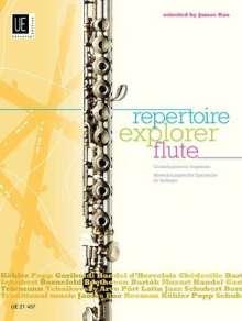 Repertoire Explorer - Flute. Band 1, Buch