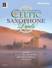 Florian Bramböck: Celtic Saxophone Duets, Noten