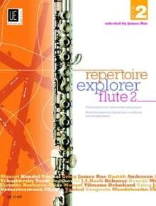 Repertoire Explorer - Flute, Buch