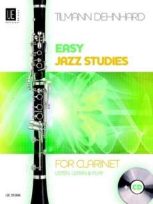 Tilmann Dehnhard: Easy Jazz Studies, Noten