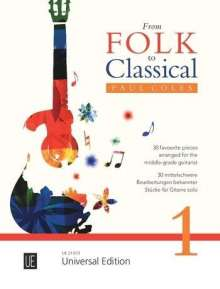 From Folk to Classical 1, Buch