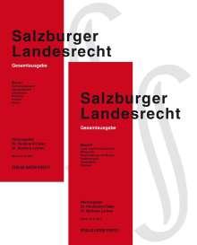 Salzburger Landesrecht 2017, Buch