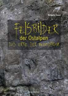 Wolfgang Kauer: Felsbilder der Ostalpen, Buch