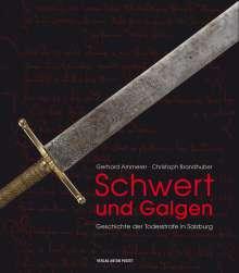 Gerhard Ammerer: Schwert und Galgen, Buch