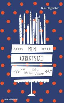 Nina Stögmüller: Mein Geburtstag, Buch