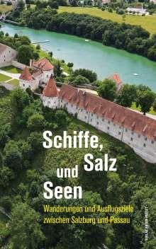 Klaus Bovers: Schiffe, Salz und Seen, Buch