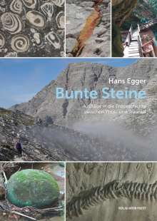Hans Egger: Bunte Steine, Buch