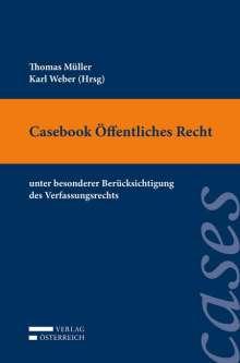 Casebook Öffentliches Recht, Buch