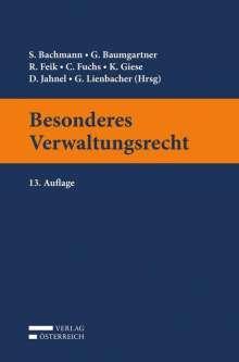Besonderes Verwaltungsrecht, Buch