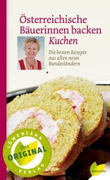 Österreichische Bäuerinnen backen Kuchen, Buch