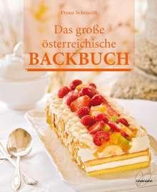 Franz Schmeißl: Das große österreichische Backbuch, Buch