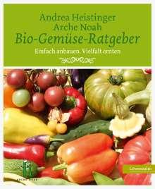 Andrea Heistinger: Bio-Gemüse-Ratgeber, Buch