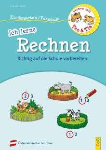 Claudia Haider: Lernen mit Teo und Tia - Ich lerne Rechnen - Kindergarten/Vorschule, Buch