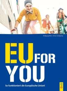 Wolfgang Böhm: EU for you!, Buch