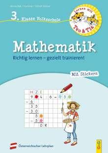 Isabella Benischek: Lernen mit Teo und Tia Mathematik - 3. Klasse Volksschule, Buch