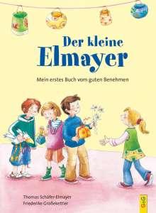 Thomas Schäfer-Elmayer: Der kleine Elmayer, Buch