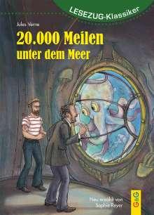Jules Verne: LESEZUG/Klassiker: 20.000 Meilen unter dem Meer, Buch