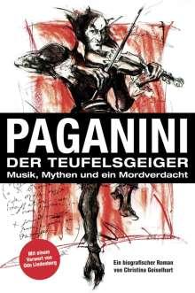 Christina Geiselhart: Paganini - Der Teufelsgeiger, Buch