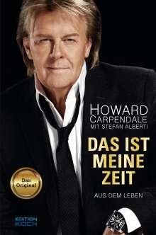 Howard Carpendale: Das ist meine Zeit, Buch
