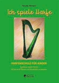 Renate Altmann: Ich spiele Harfe, Buch