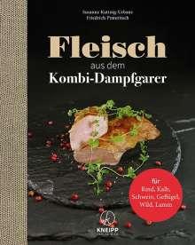 Susanne Kuttnig-Urbanz: Fleisch aus dem Kombi-Dampfgarer, Buch