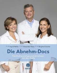 Alexander Klaus: Die Abnehm-Docs, Buch