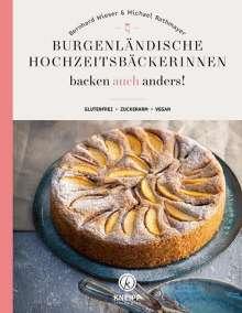 Bernhard Wieser: Burgenländische Hochzeitsbäckerinnen backen auch anders, Buch