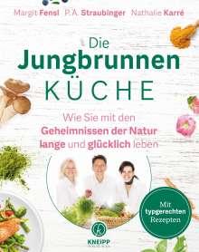Margit Fensl: Die Jungbrunnen-Küche, Buch