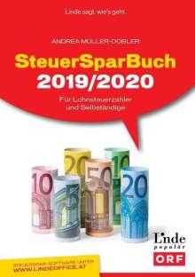 Eduard Müller: SteuerSparBuch 2019/2020, Buch