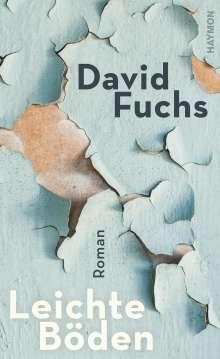 David Fuchs: Leichte Böden, Buch