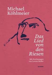 Michael Köhlmeier: Das Lied von den Riesen, Buch