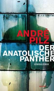 André Pilz: Der anatolische Panther, Buch