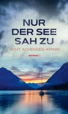 Wiebke Lorenz: Nur der See sah zu, Buch