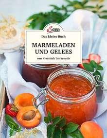 Axel Gutjahr: Das kleine Buch: Marmeladen und Gelees von klassisch bis kreativ, Buch
